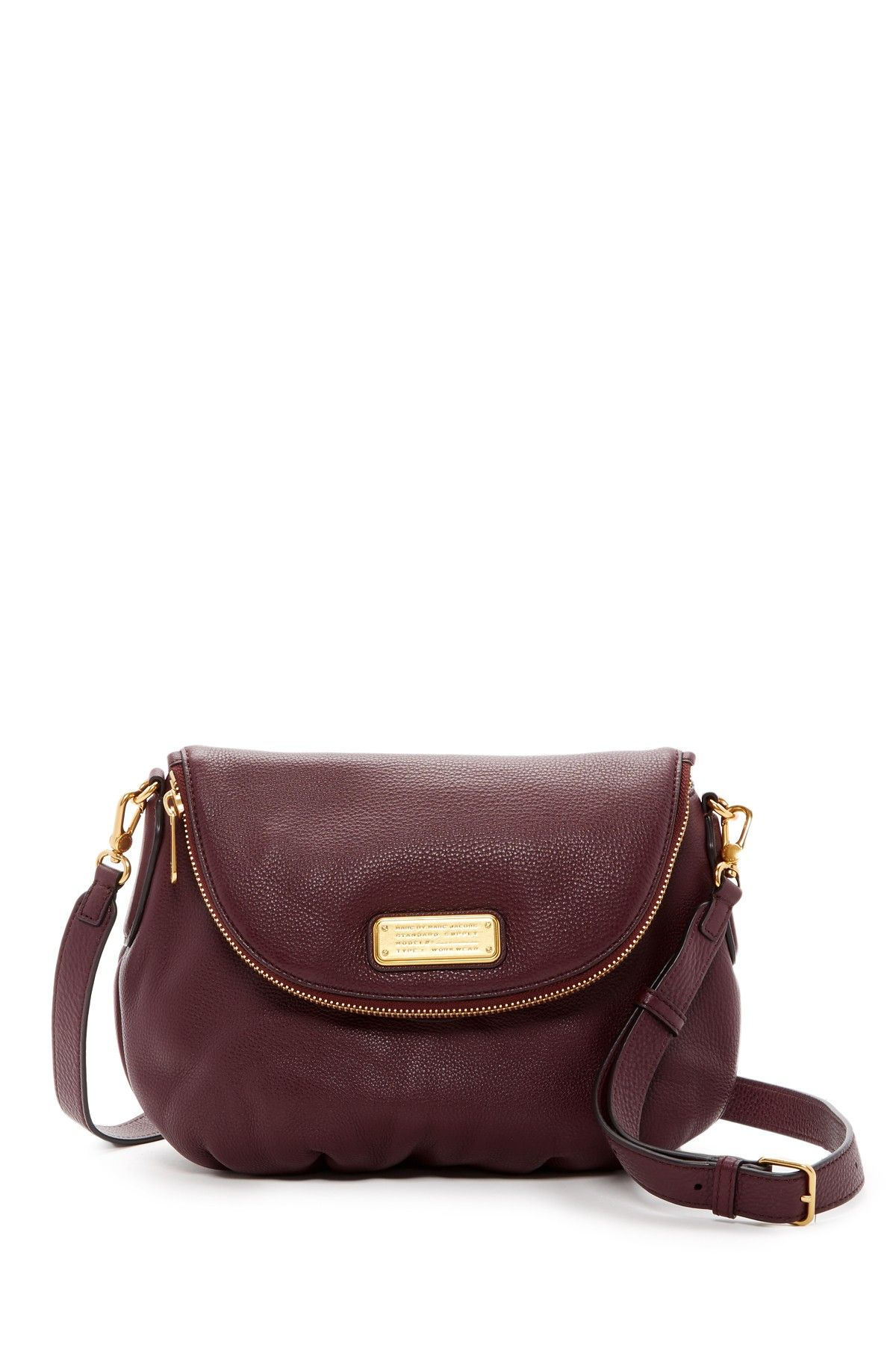 c14208be3b56 New Q Natasha Leather Crossbody Bag by Marc by Marc Jacobs on   nordstrom rack
