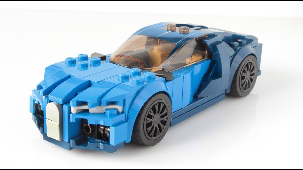 Lego Bugatti Chiron Moc Instructions Istruzioni Lego Bugatti Istruzioni