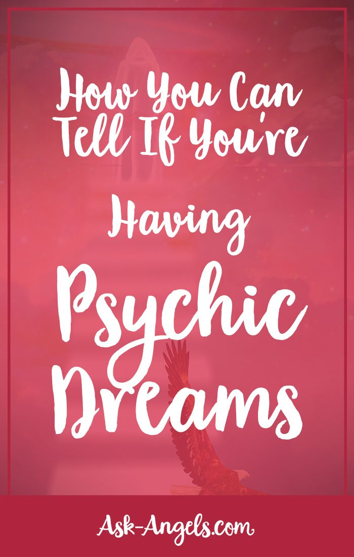 The Gift of Psychic Dreams – Do You Have it? | Spiritual Guidance