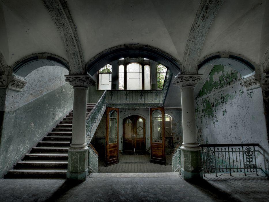 Creepy Photos Of Crumbling SovietEra Architecture Creepy Photos - 24 mysterious haunting abandoned buildings soviet union