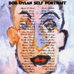 Bob Dylan Self Portrait 1970