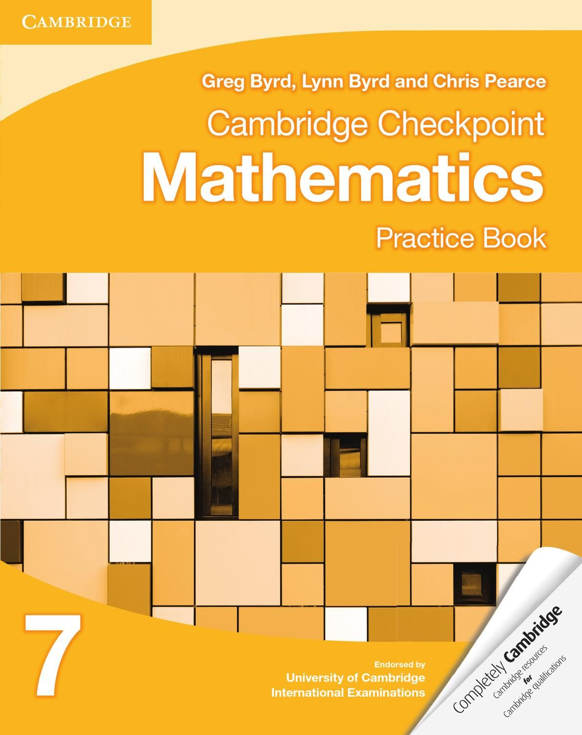 Cambridge Checkpoint Mathematics: Practice Book 7 | Cambridge university