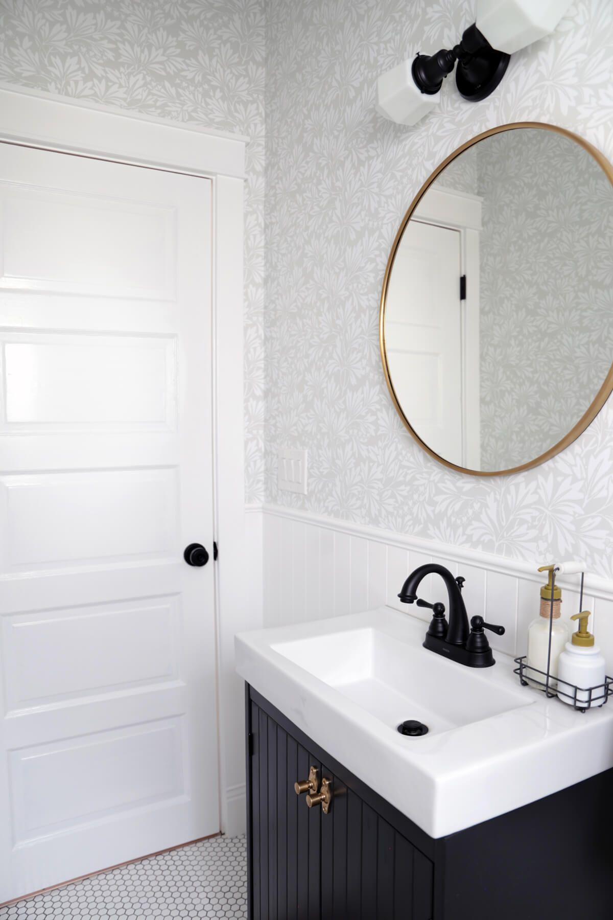 Photo of Customizing an IKEA Vanity for a Bungalow Bathroom – IKEA Hackers