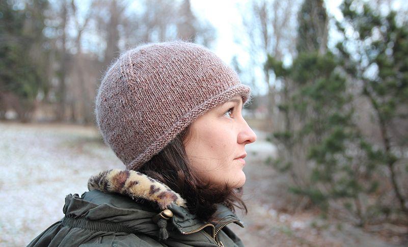 Light hat - Pickles | Dos agujas: gorros para dama | Pinterest ...