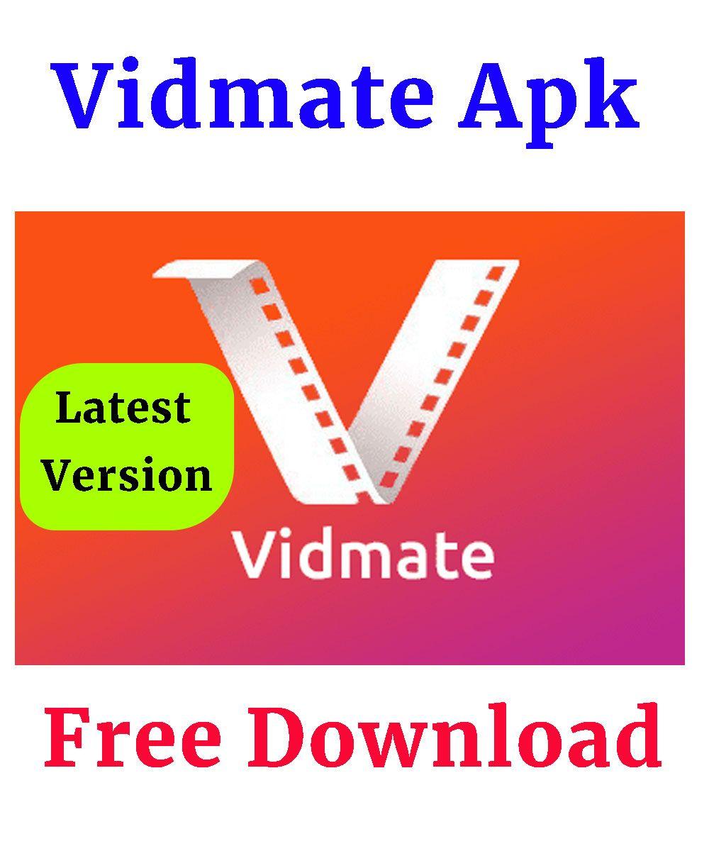 Vidmate Apk Latest Version Vidmate 2020 In 2020 Video Downloader App Download App App