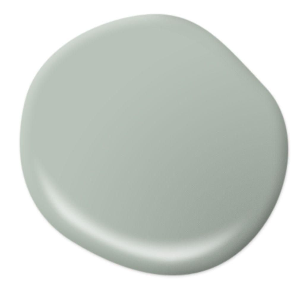 Behr Marquee 1 Gal Mq6 18 Recycled Glass One Coat Hide Semi Gloss Enamel Interior Paint Primer 345001 The Home Depot Rustic Paint Colors Interior Paint Behr Marquee