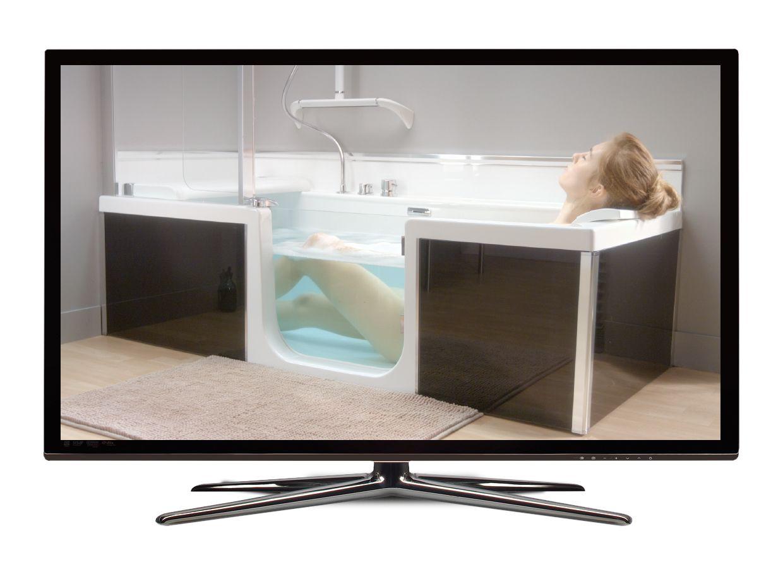 kinedo duo douche en bad  badkamer inspiratie badkamer bad