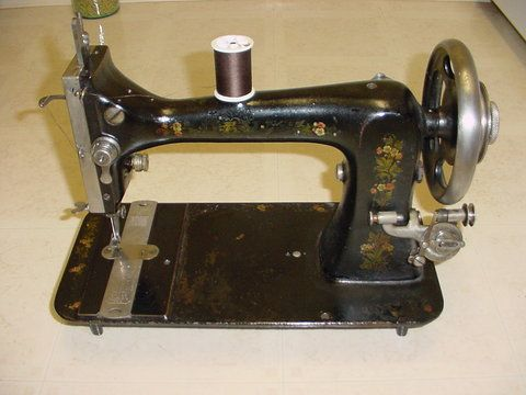 VF40this Is What My Davis Vertical Feed Is Treadle Away Treadle Impressive What Is A Vertical Sewing Machine