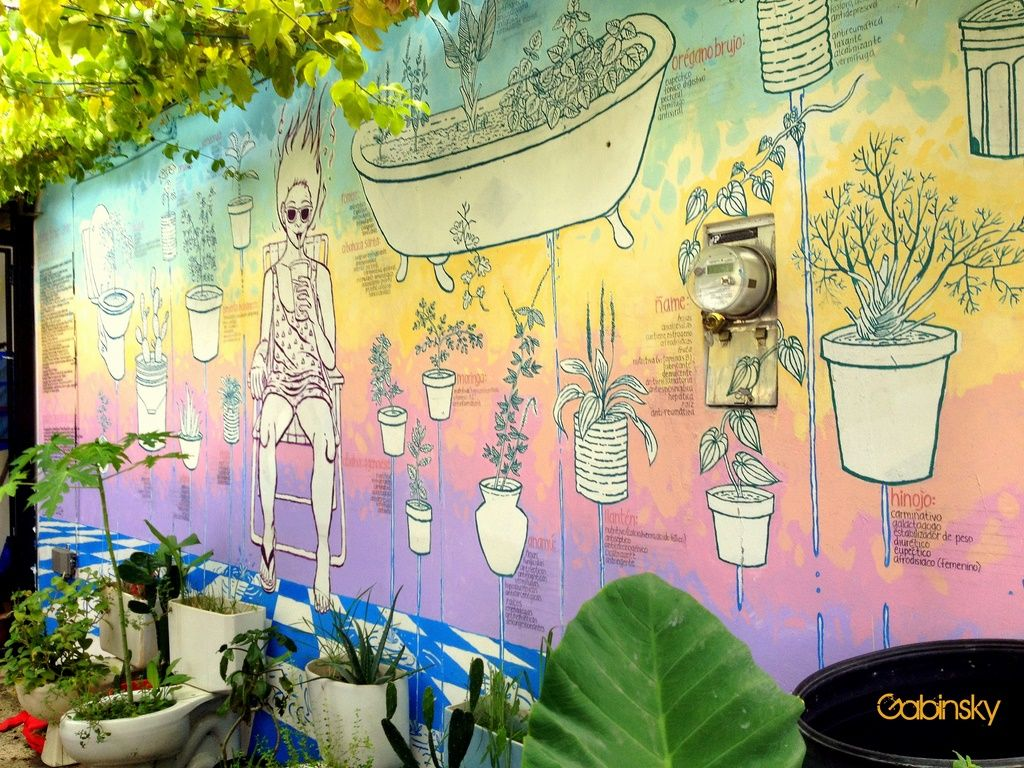 SEL5 - Arte y Graffitti en El Gandul, Barrio Trastalleres, Santurce ...