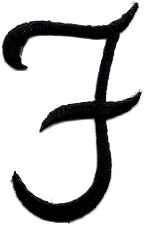 Capitol Cursive F : capitol, cursive, Robot, Check, American, Alphabet,, Cursive, Letters,, Appliqué, Patch