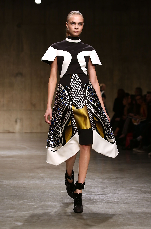 2013 Autumn Winter London Fashion Week: Peter Pilotto