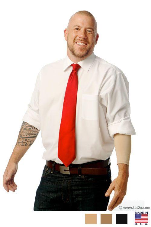 Pin by Tat2X - www.Tat2X.com on Tat2x InkArmor Tattoo Cover Sleeves ...
