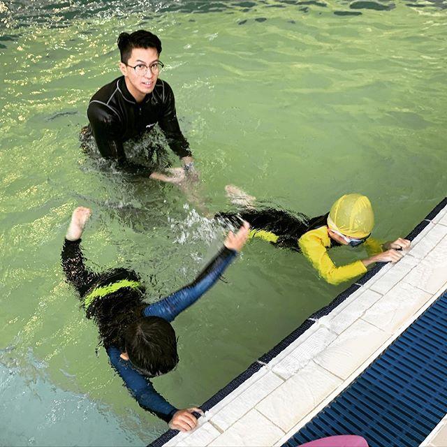 好多人話工作認真的男人最有吸引力大家認同嗎 #認真工作 #男人 #吸引力 黃埔一對二幼兒泳班 游水是重要的 ...