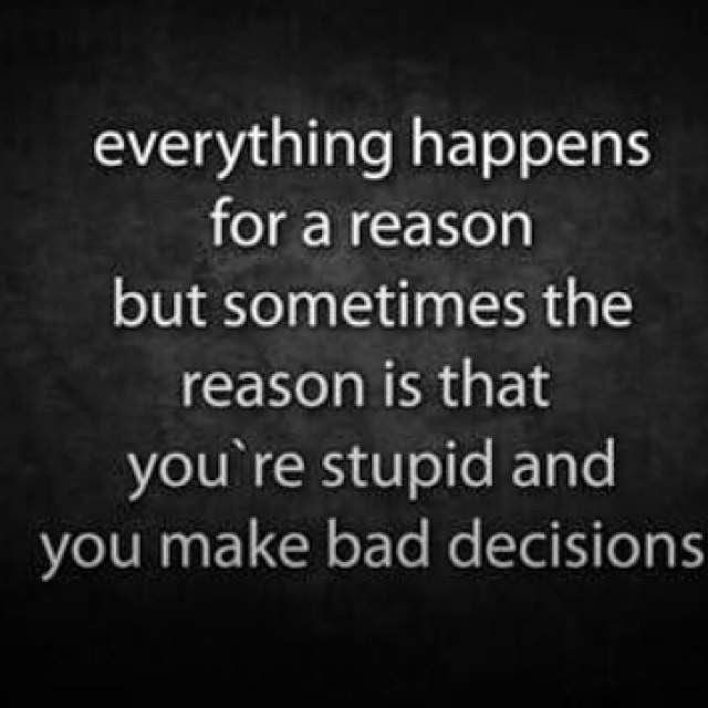 Don't Make Risky Decisions Based On Assumptions