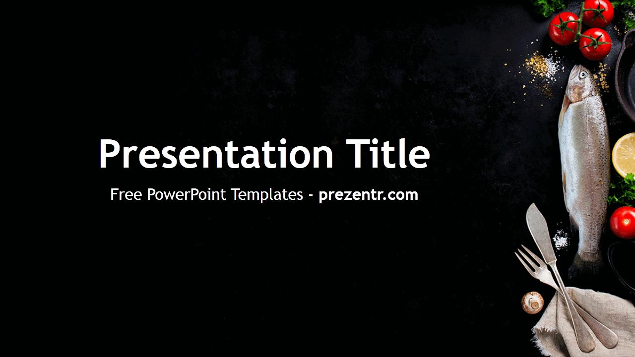 Free Fish PowerPoint Template - Prezentr PowerPoint Templates ...
