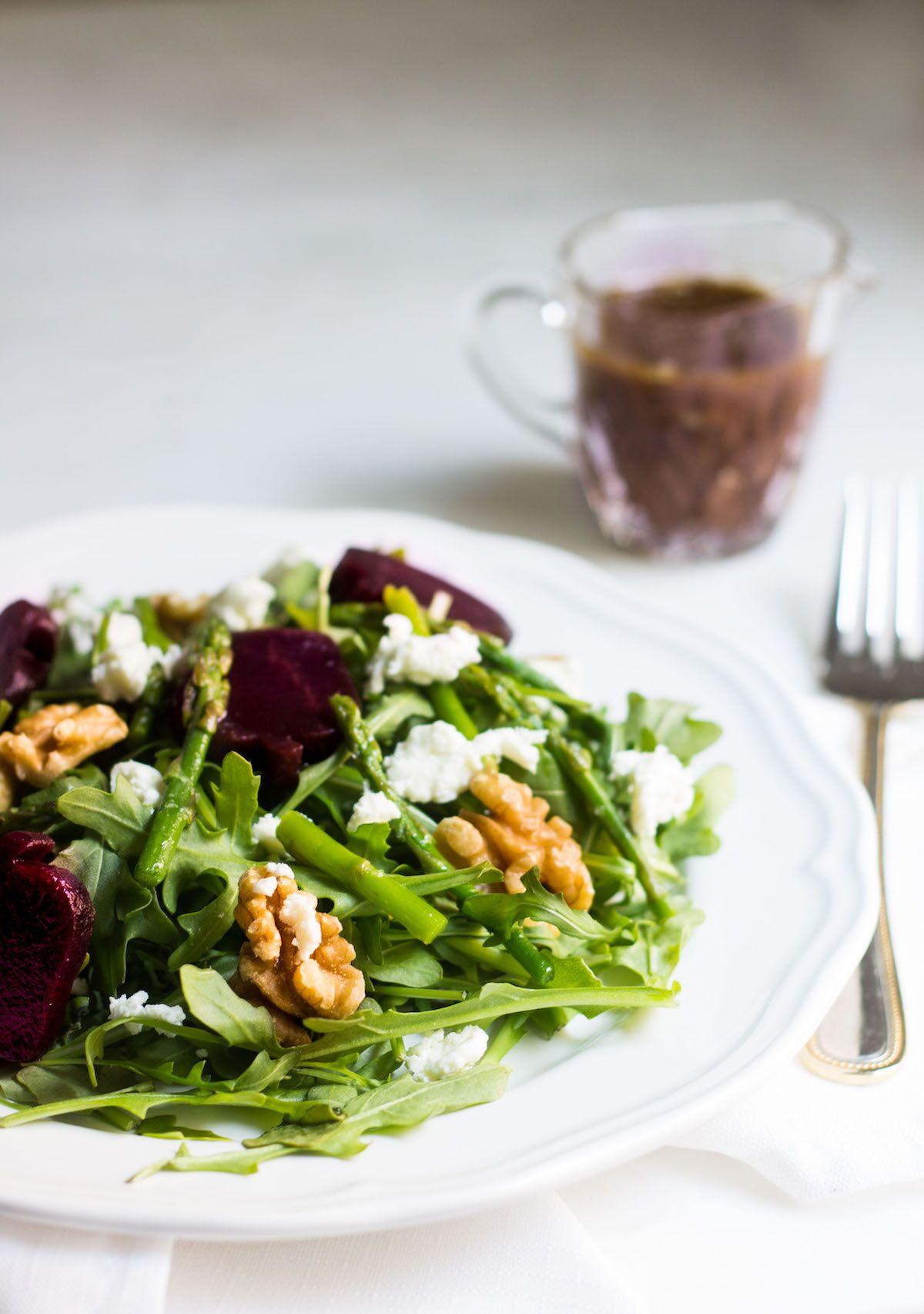 French country salad with lemon dijon vinaigrette recipe via food forumfinder Gallery