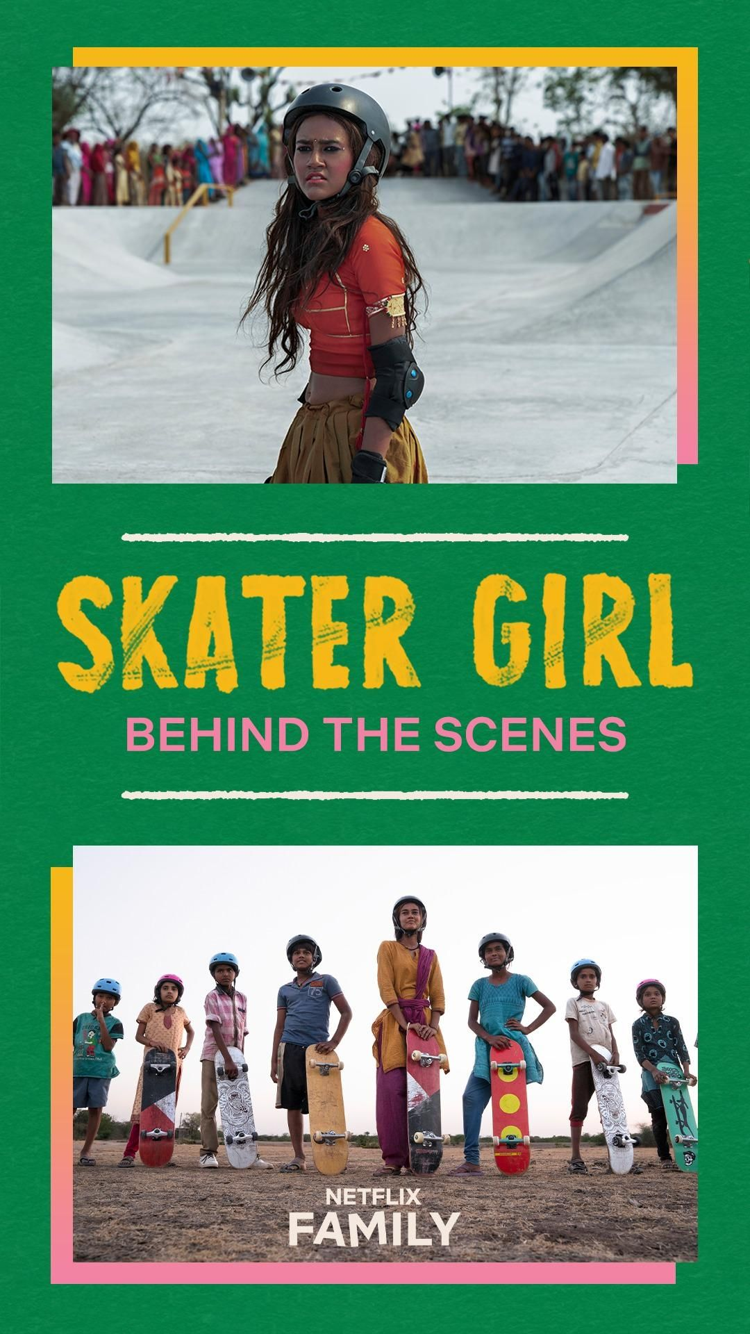 SKATER GIRL | Behind the Scenes