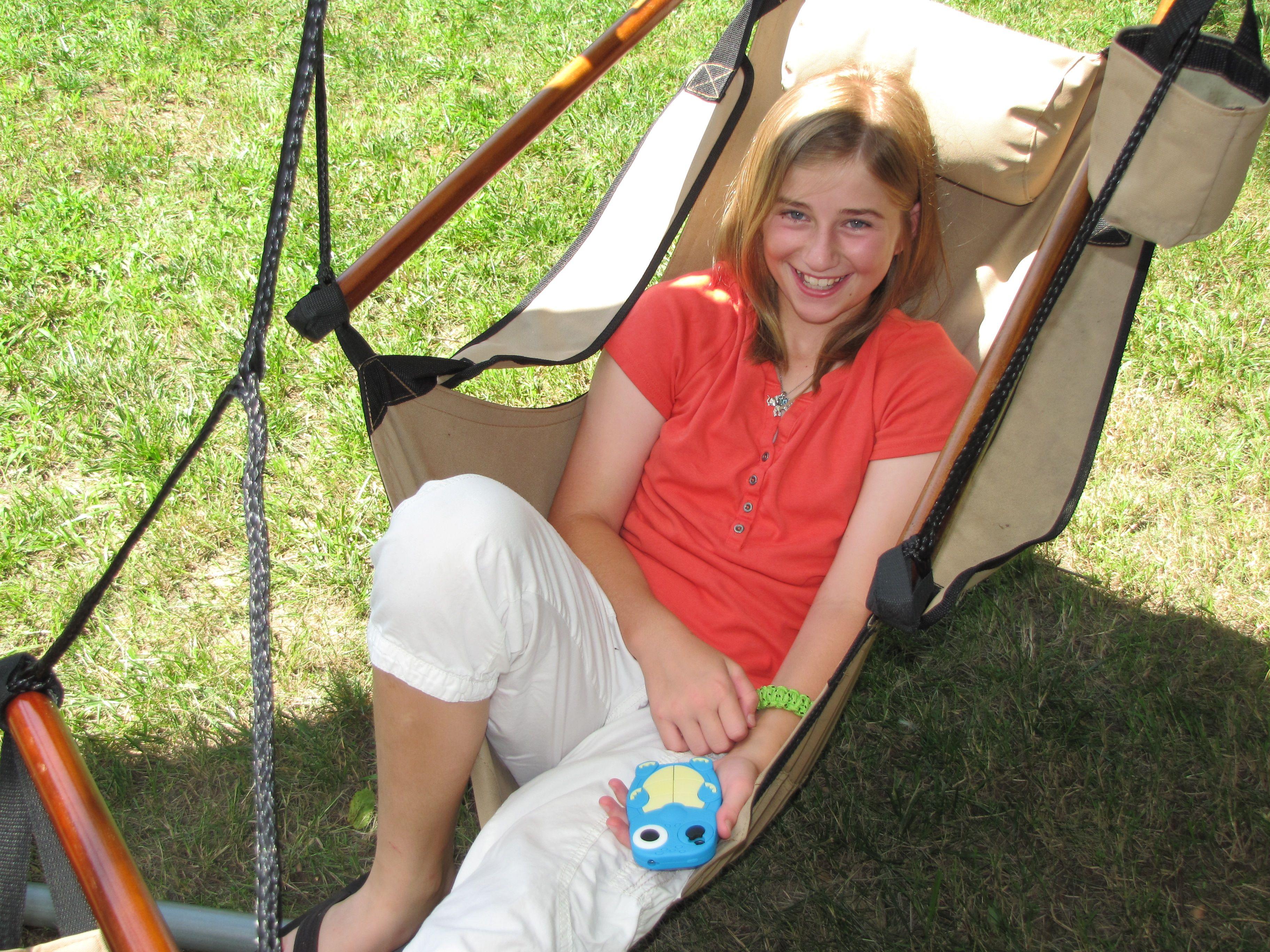 Some fun   Swinging chair, Tailgate party, Fun