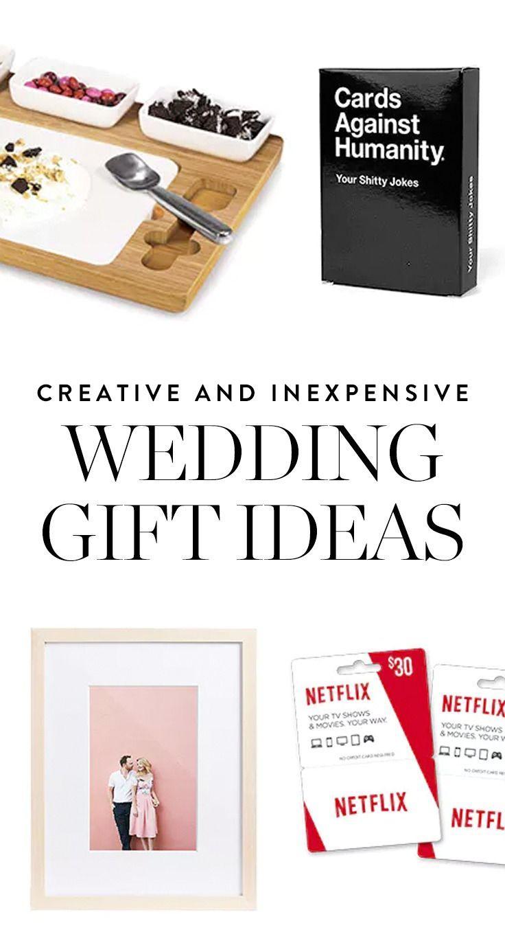 Affordable Wedding Gifts That Still Feel Special Affordable Wedding Gift Creative Wedding Gifts Wedding Gifts