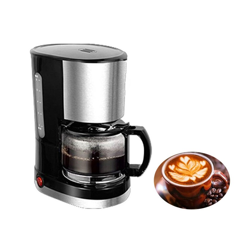 American Coffee Mill Small Coffee Maker Making Machine With