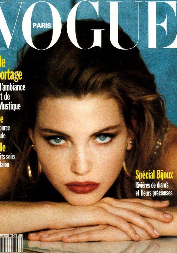 Nadja Auermann Vogue Photography Nadja Auermann Vogue Covers