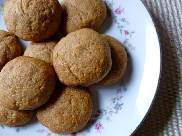 Deep South Dish: Old Fashioned Sugar Cookies Old fashioned brown sugar cookies