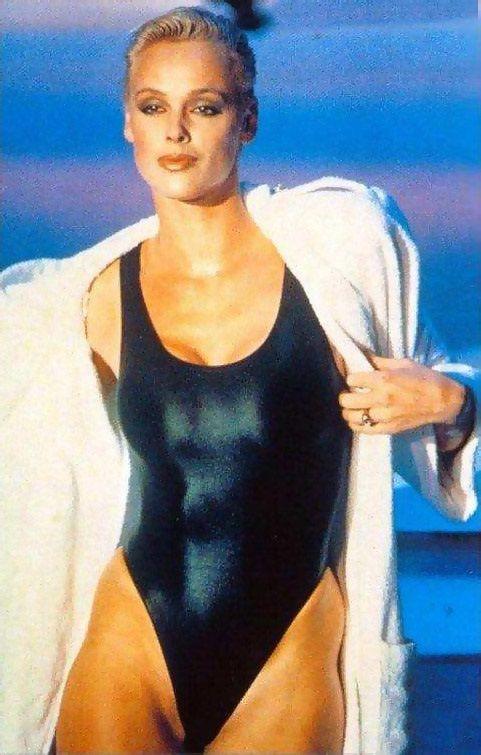 Brigitte nielsen swimsuit
