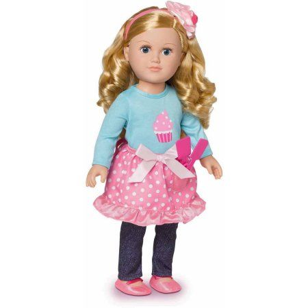 My Life As 18 inch Baker Doll
