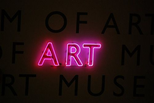 Image result for neon art sign