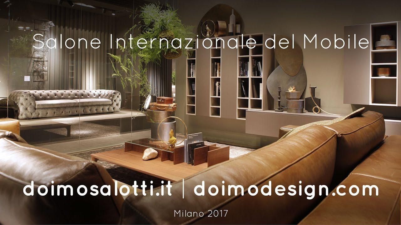 Delo Mobili ~ Salone del mobile 2017 doimo salotti e doimo design 2017