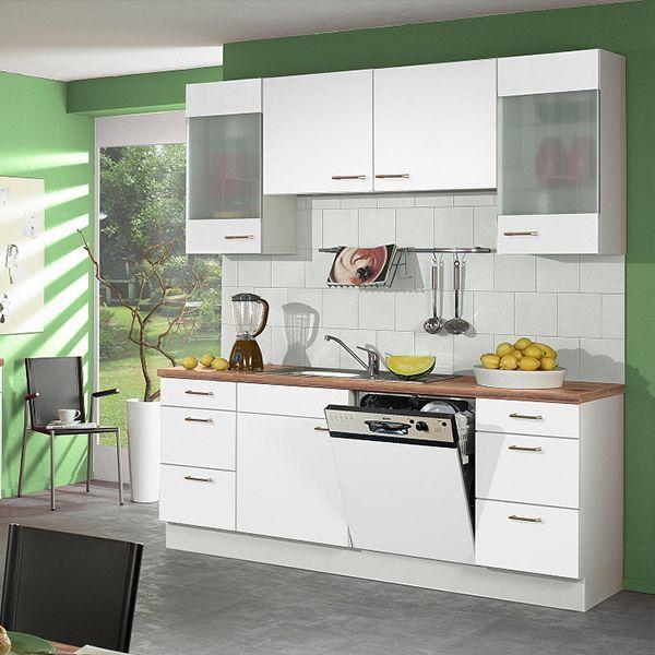 Wer sagt, Basic Küchen müssen langweilig sein? Die Einbauküche Pura ...
