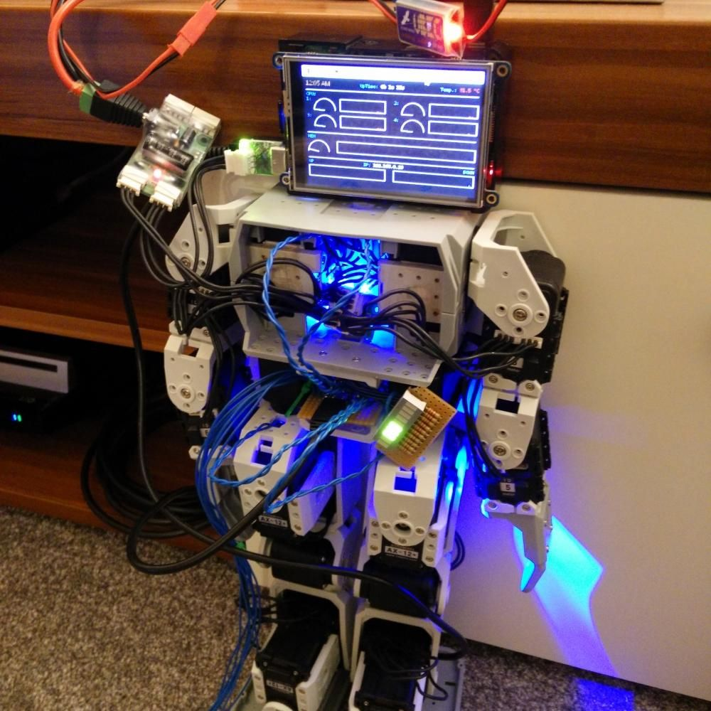 The Front Page Humanoid Robot Robot This Or That Questions