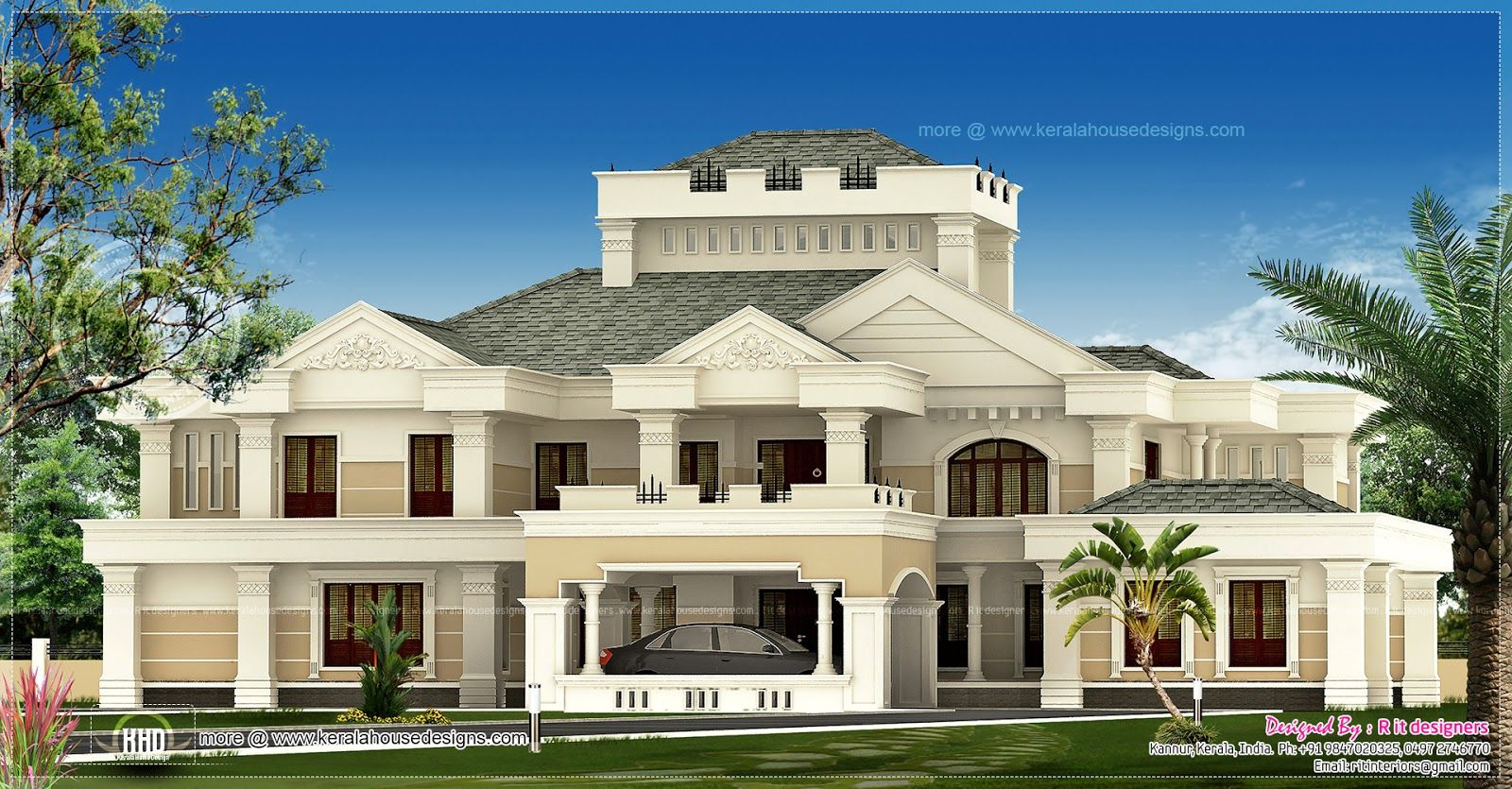 bringing another superb kerala style 4 bedroom house design which is rh pinterest com