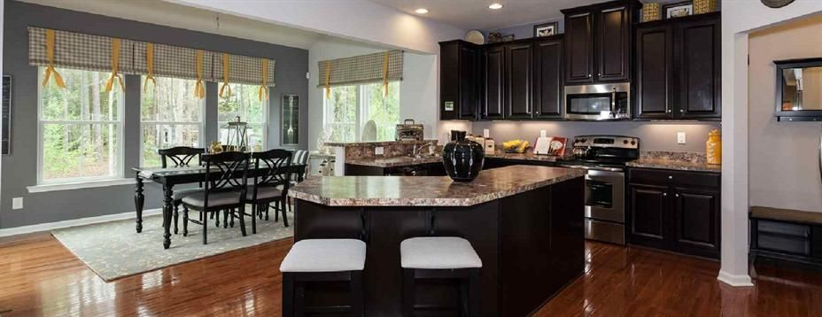 New Venice Home Model For Sale At The Lakes At Brookside In