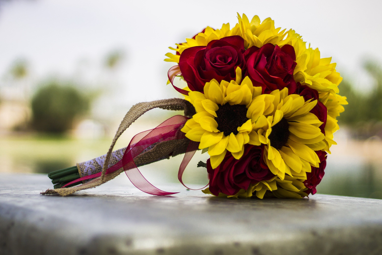 Wedding Bouquet, Bridal Bouquet, Bridesmaid Bouquet, Silk