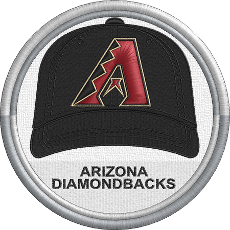 a219b26ec97 Arizona Diamondbacks - baseball hat cap uniform - sports logo - National  League - Minor League Baseball - Created by Jackson Cage