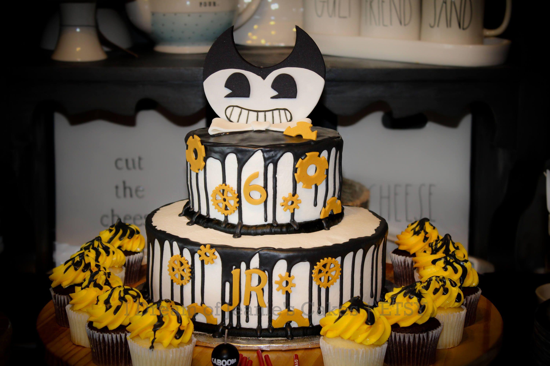 Etsy Fnaf Cake Topper