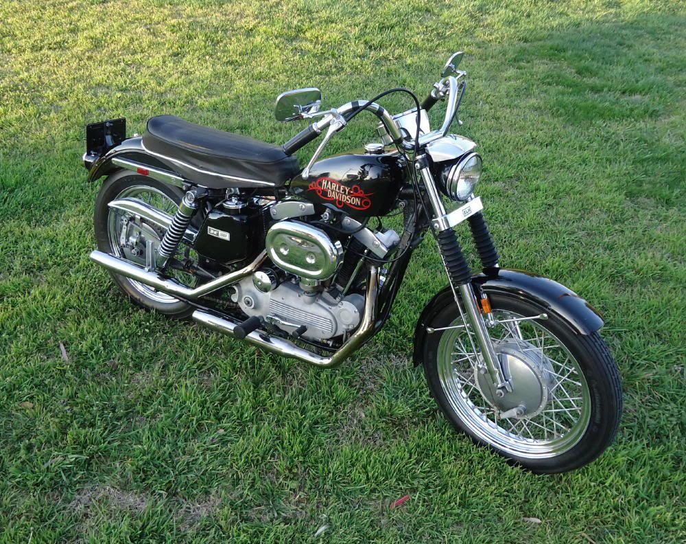 Harley Davidson Sportster Sporty Pinterest Barn Finds 1970 Details About 900 Xlh Find