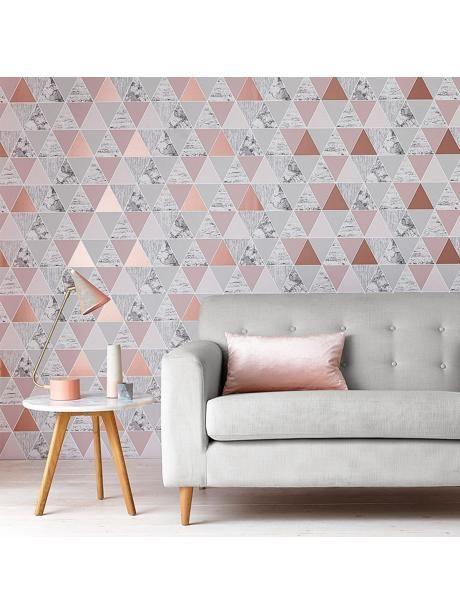 Selectedcolor Rose Gold Bedroom Room Inspiration Interior