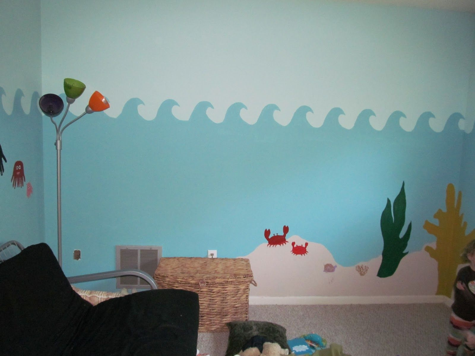Cutest Baby Room Ever Under The Sea