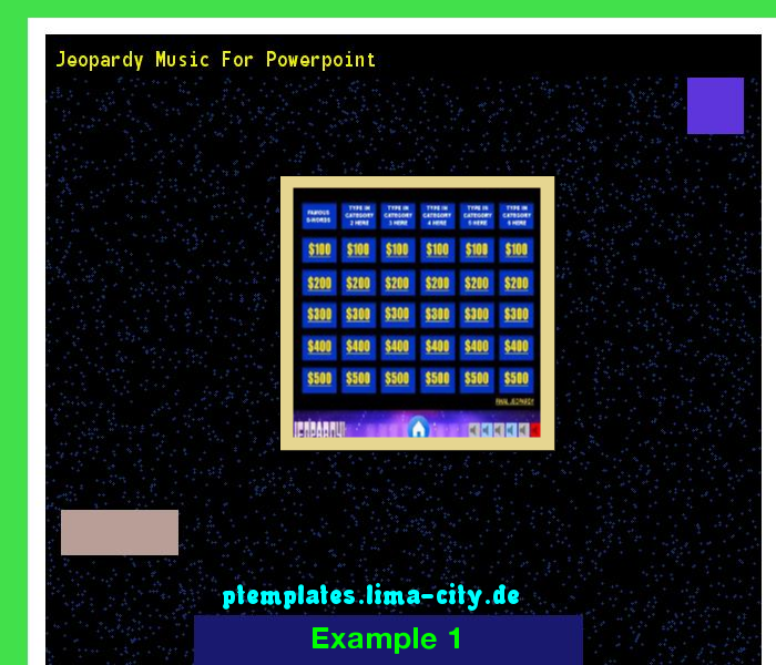 Jeopardy music for powerpoint powerpoint templates 134455 the jeopardy music for powerpoint powerpoint templates 134455 the best image search toneelgroepblik Images