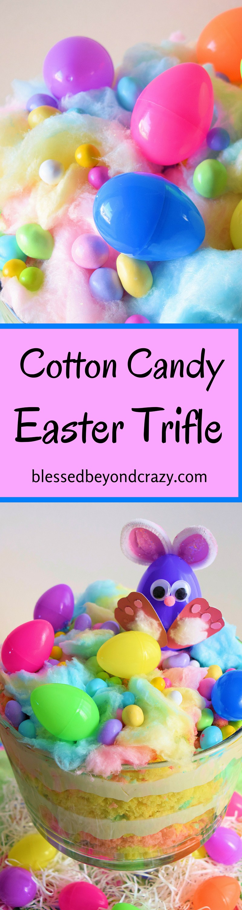 Cotton candy easter trifle gf option included a colorful and cotton candy easter trifle gf option included a colorful and delicious trifle for negle Images