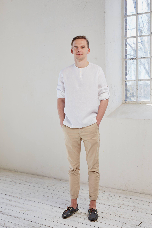 Linen Shirt Linen Men S Shirt White Linen Shirt Linen Shirt Men S Linen Summer Shirt Long Sleeve Linen Shirt Roll Up Sleeve Linen Shirt Linen Men Shirt Linen Men Linen Shirt [ 3000 x 2000 Pixel ]