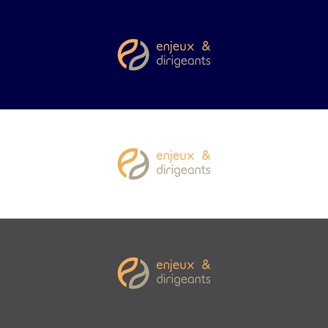 Logo For Executive Coaching Firm Logo De Cabinet De Conseil Pour
