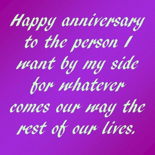 Anniversary Cards are the best way to send personalized Happy – Words for an Anniversary Card