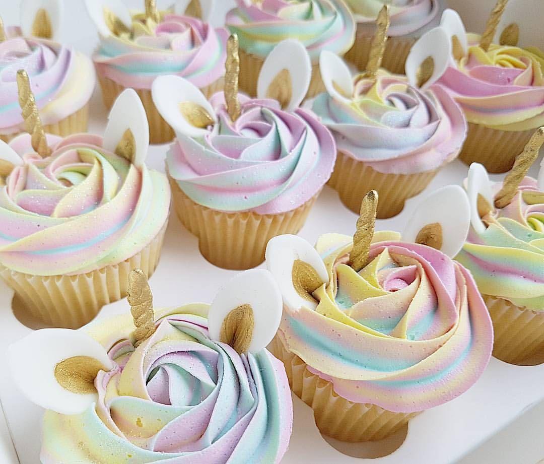 Unicorn Unicorncake Unicornparty Cupcakes Kidsparty Partyideas