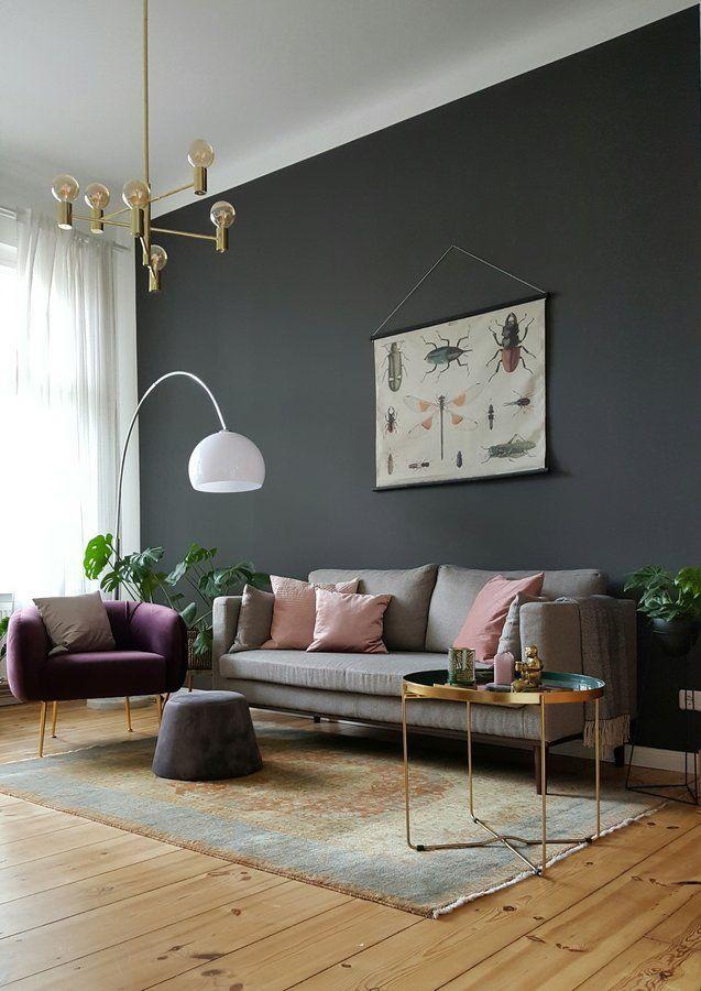 Teppichwechsel | SoLebIch.de Foto: Pixi87 #solebich #wohnzimmer #ideen  #skandinavisch #Möbel #Einrichten #modernes #wandgestaltung #farben #holz # Dekoration ...
