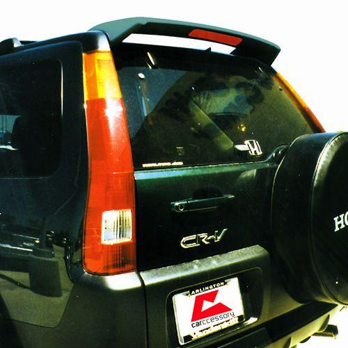 2002 2006 Honda Cr V Oem Sport Style Spoiler Honda Crv Honda Automotive