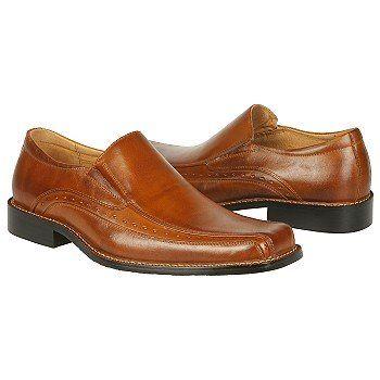 Stacy Adams Danton Shoes (Cognac) - Men's Shoes - 10.5 W