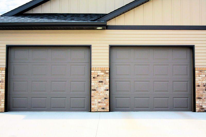 If You Try Gray Garage Door Styles With Wood Garage Door Plus